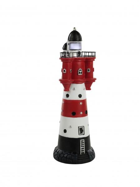 Leuchtturm deko leuchtturm mit beleuchtung for Leuchtturm deko garten