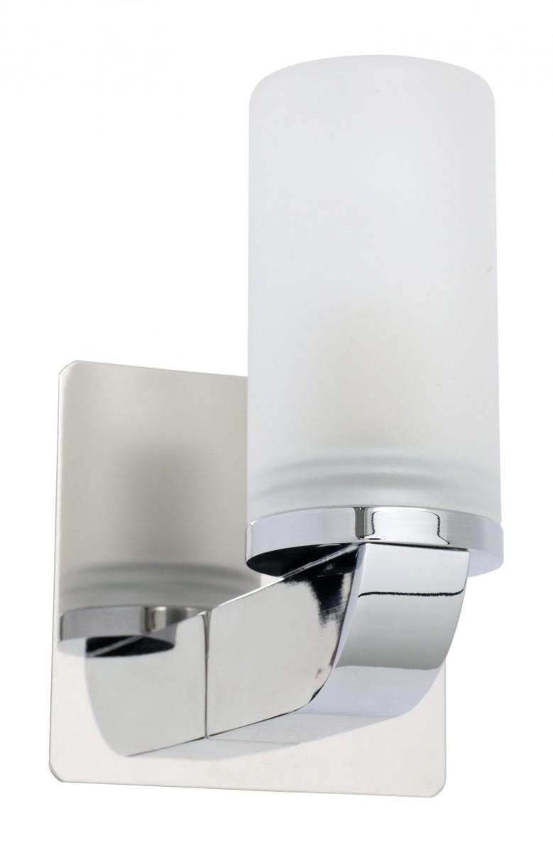 moderne badezimmerleuchte 1 flammig badwandlampe badezimmer spiegellampe. Black Bedroom Furniture Sets. Home Design Ideas