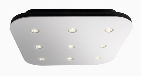 philips ledino indoor led deckenleuchte 32157 31 16 ebay. Black Bedroom Furniture Sets. Home Design Ideas