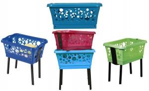 kunststoffboxen mit deckel aufbewahrungsboxen in allen. Black Bedroom Furniture Sets. Home Design Ideas