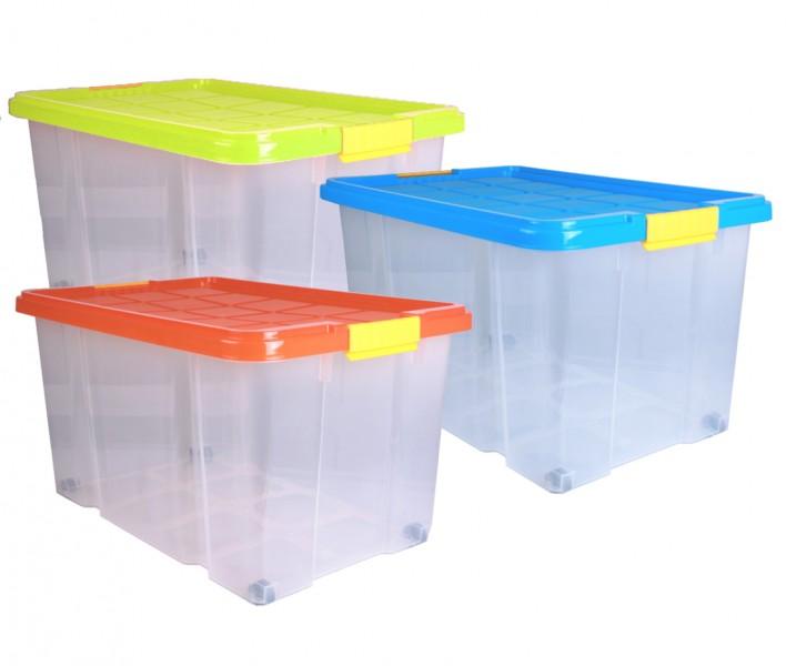 Bekannt Aufbewahrungsboxen Kunststoff Mit Deckel Ikea OW12